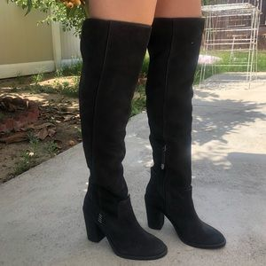 Dolce Vita over-knee boots